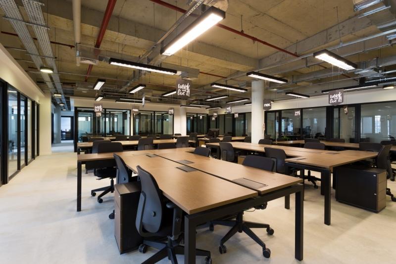 Projeto de Arquitetura Corporativa para NEX COWORKING