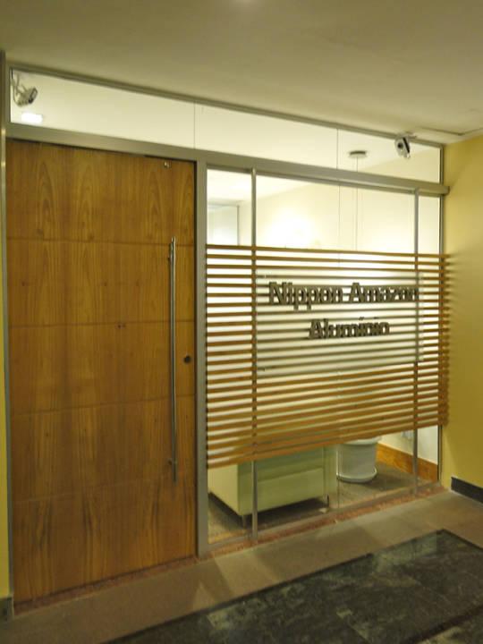 Projeto de arquitetura corporativa para Nippon