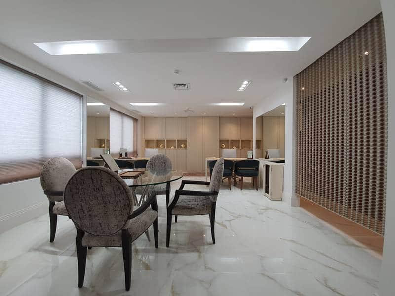 Projeto de arquitetura comercial para Joalheria Dassa Danna